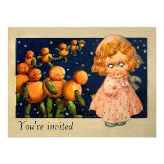 Schmucker Halloween Pumpkins Personalized Announcement