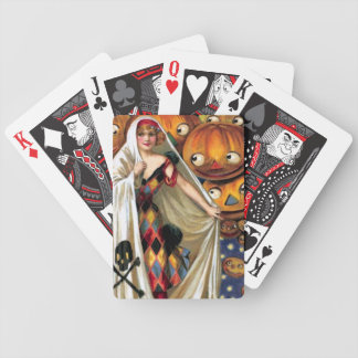 Schmucker: The Magic Halloween Bicycle Playing Cards