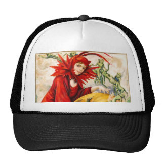 Schmucker Witch s Wand Trucker Hat