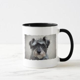 Schnauzer Dog Coffee Mug