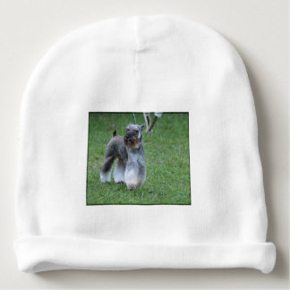 Schnauzer Dog Baby Beanie