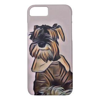 Schnauzer Dog Smartphone Case