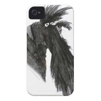 Schnauzer dog, tony fernandes iPhone 4 covers