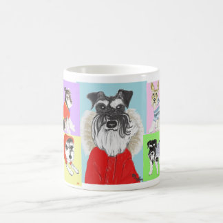 Schnauzer Gallery Mug