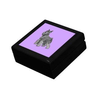 Schnauzer Gift Box