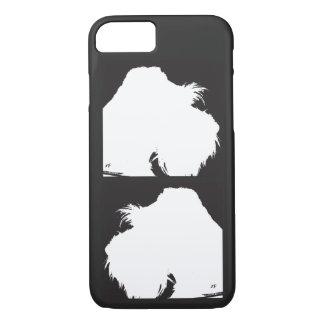 Schnauzer iPhone 8/7 Case
