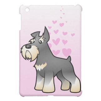 Schnauzer Love iPad Mini Case