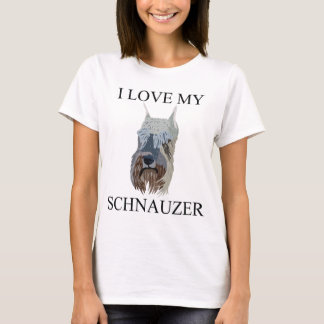 SCHNAUZER Love! T-Shirt