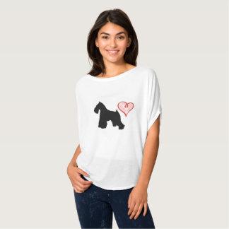 Schnauzer Lover Women's Shirt
