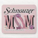 Schnauzer MOM Mouse Pad