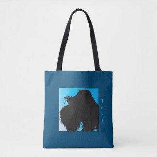 Schnauzer Tote Bag