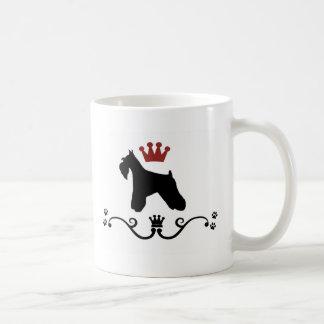 Schnauzers Rule Coffee Mug
