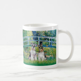 Schnauzers (two-nat) - Bridge Coffee Mug