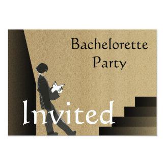 Scholar 13 Cm X 18 Cm Invitation Card