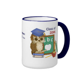 Scholar Owl Graduation 2015 Mug