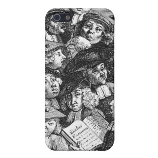 Scholars at a Lecture, 20th January 1736-37 iPhone 5/5S Cases