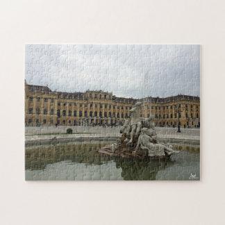 Schönbrunn Palace Jigsaw Puzzle