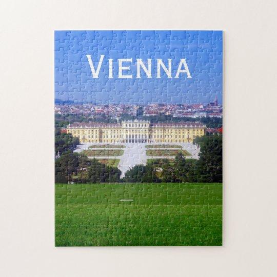 schönbrunn vienna jigsaw puzzle
