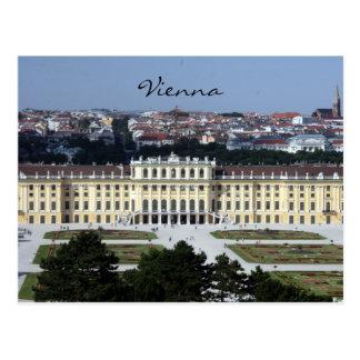 schönbrunn view post cards