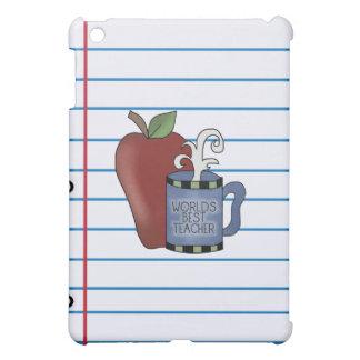 School Best Teacher Hard Shell iPad Case