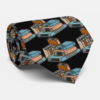 SCHOOL BOOKS tie
