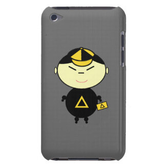 School Boy Barely There iPod Case