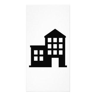 School building photo cards