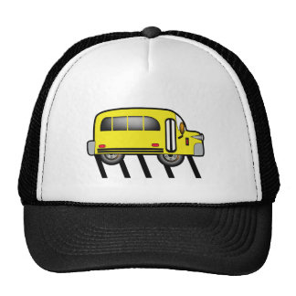 School Bus Cap