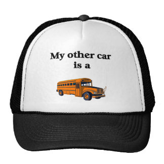 School Bus Driver Hat