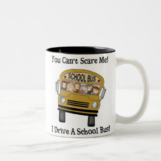 school bus driver mug