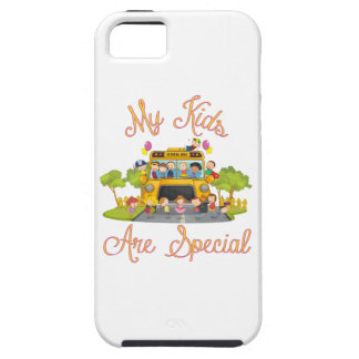 School bus driver My kids are special iPhone 5 Cover