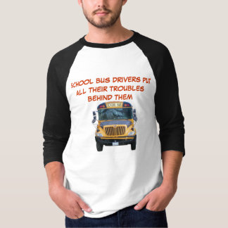 School Bus Driver Troubles T-Shirt