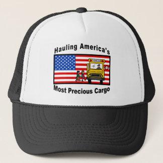 School Bus Hat - Customized