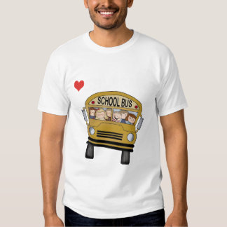 School Bus Love 5th Grade Tshirts and Gifts