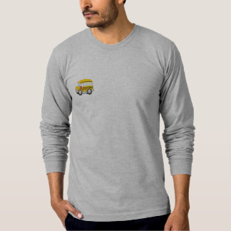 School Bus, RiverFalls Wisconsin T-Shirt