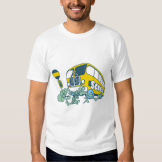 School Bus T-shirts and Gifts