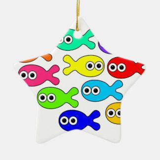 School Christmas Ornament