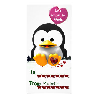 School class Valentines Card