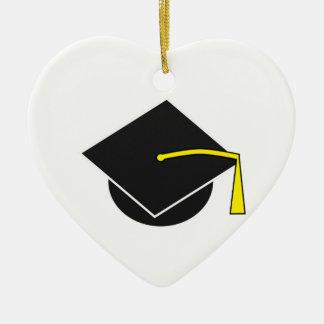 School/College/University Graduation Cap Christmas Ornament