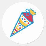School cone stickers