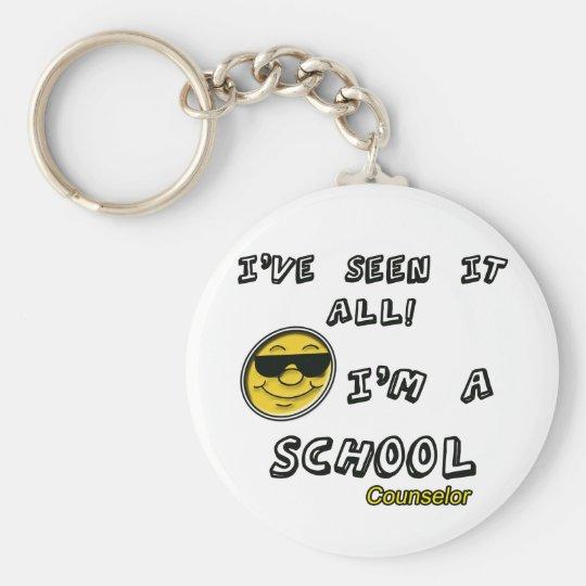 School Counslor Key Ring