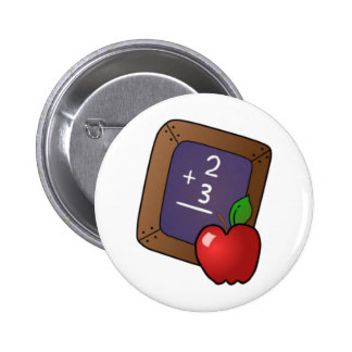 School Days Pinback Buttons