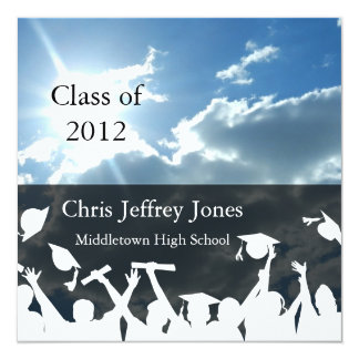 School Graduation Invitations New