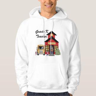 School House Grade K Teacher Tshirts and Gifts