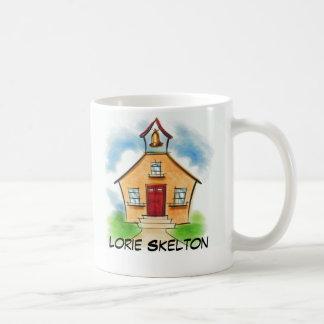 School House, Lorie Skelton Coffee Mug