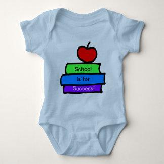 School is for success, Back to School Baby Bodysuit