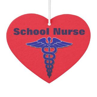 School Nurse Car Air Freshener