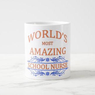 School Nurse Jumbo Mug