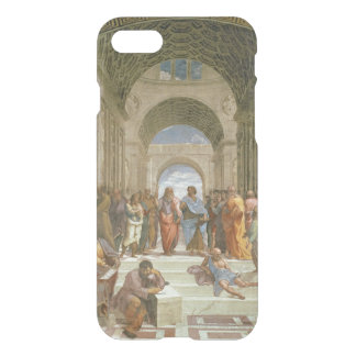 School of Athens, from the Stanza della iPhone 7 Case
