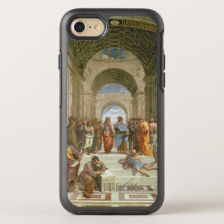 School of Athens, from the Stanza della OtterBox Symmetry iPhone 7 Case